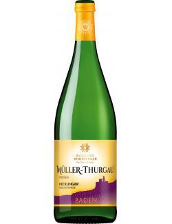 Badischer Winzerkeller Müller-Thurgau Weißwein trocken