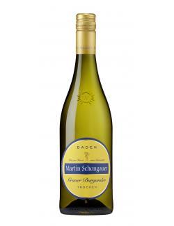 Martin Schongauer Grauer Burgunder Weißwein trocken