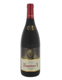 Faustino V Reserva Rioja