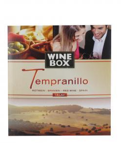 ZGM Wine Box Tempranillo Rotwein trocken (1,50 l) - 4006542014570