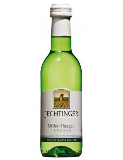 Jechtinger Müller-Thurgau Weißwein trocken (250 ml) - 4006861300248