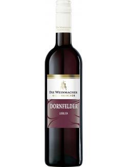 Niederkirchener Weinmacher Dornfelder Rotwein lieblich