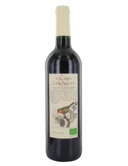 Vignes & Campagne Vin de Pays de Méditerranée trocken