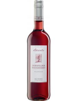 Moselland Akzente Dornfelder Weißherbst halbtrocken (750 ml) - 4006975029400
