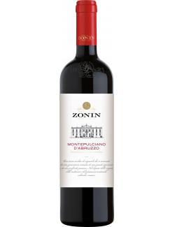 Zonin Montepulciano D'Abruzzo (750 ml) - 8002235021319