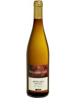 Rebenzecher Spätlese Weißwein süß