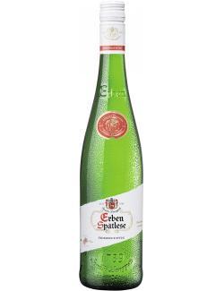 Langguth Erben Spätlese Weißwein lieblich (750 ml) - 4001432005010