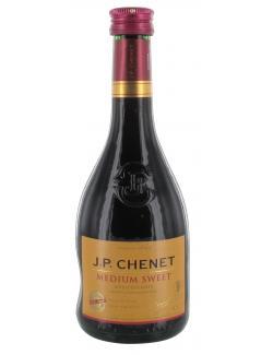 J.P. Chenet Rotwein medium sweet (250 ml) - 3263280107976