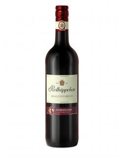 Rotkäppchen Dornfelder Rotwein halbtrocken