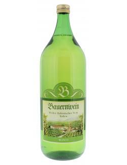 Bauernwein Bianco (2 l) - 4002547837206