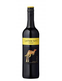 Yellow Tail Shiraz Rotwein halbtrocken