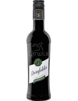 Peter Mertes Rotwild Dornfelder Rotwein halbtrocken