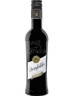 Peter Mertes Rotwild Dornfelder Rotwein trocken (250 ml) - 4003301033520