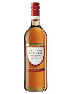 Rietburg Portugieser Weißherbst Roséwein lieblich