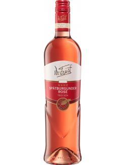 Dr. Faust Spätburgunder rosé trocken