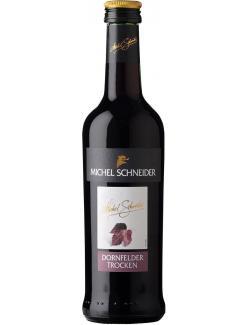 Michel Schneider Dornfelder Rotwein trocken (250 ml) - 4006542013153