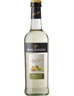 Michel Schneider Riesling Weißwein lieblich (250 ml) - 4006542020380