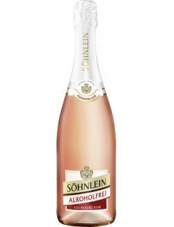 Söhnlein Brillant Rosé alkoholfrei