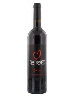 Sweet Secrets Tinto 2011 (750 ml) - 2000422578604