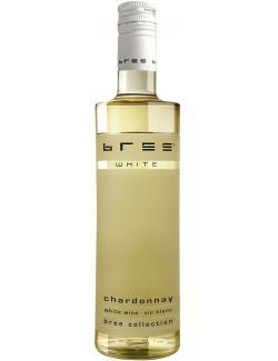 Bree White Chardonnay Weißwein halbtrocken (250 ml) - 4003301049927