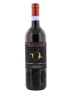 Geografico Rosso di Montalcino Rotwein trocken (750 ml) - 8000757000515