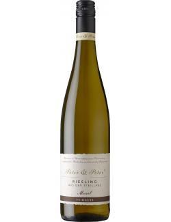 Peter & Peter Riesling Weißwein feinherb (750 ml) - 4006542019742