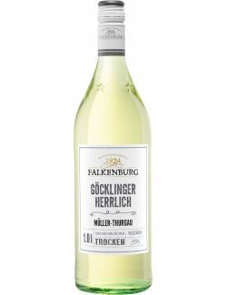 Falkenburg Göcklinger Herrlich Müller-Thurgau Weißwein trocken