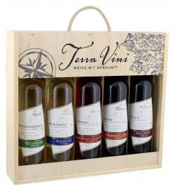Moselland Wein Terra Vini (5 x 0,50 l) - 4006975181184