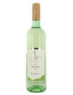 Wöllsteiner Rheingrafenstein Bacchus (750 ml) - 4037678223529