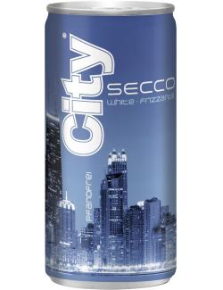 City Secco white frizzante