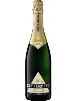 Kupferberg Gold Sekt trocken (750 ml) - 4003310012707