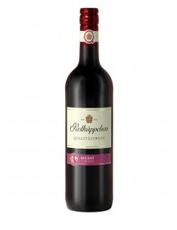 Rotkäppchen Regent Rotwein lieblich