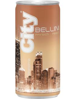 Peter Mertes City Bellini Pfirsich (200 ml) - 4003301089749