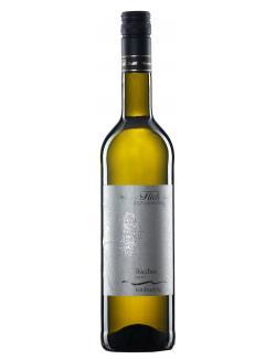 Weinhaus Flick Bacchus Spätlese Weißwein feinfruchtig