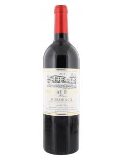 Chateau Bel Air de Perigal Bordeaux Rotwein trocken (750 ml) - 3365300012038