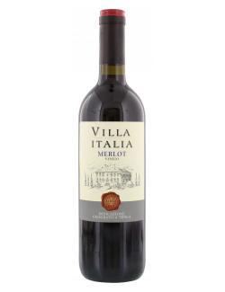 Villa Italia Merlot (750 ml) - 8000128070055