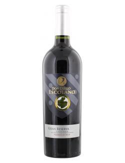 Don Diego Escolano Gran Reserva Rotwein trocken (750 ml) - 8424659102045