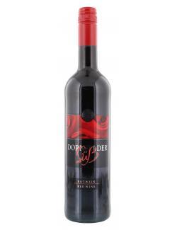 Weinkellerei Einig-Zenzen Dornfelder Süß Rotwein lieblich (750 ml) - 4008005040706