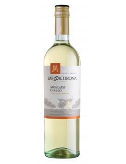 Mezzacorona Moscato Giallo Weißwein süß