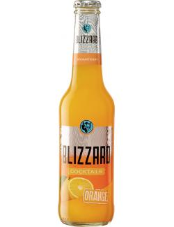 Blizzard Cocktails Orange fruchtig (275 ml) - 42109983
