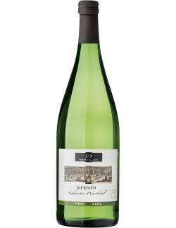 Remstalkellerei Kerner Schnaiter Wartbühl Weißwein halbtrocken (1 l) - 4000748062908