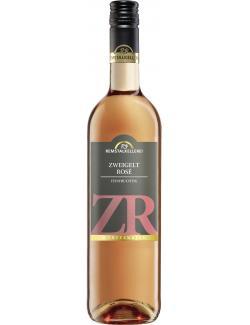 Remstalkellerei Zweigelt Rosé halbtrocken (750 ml) - 4000748018516