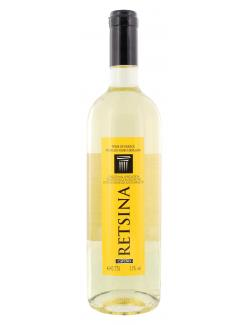 Cavino Retsina  (750 ml) - 5201015007144