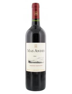 Rothschild Mas Andes Cabernet Sauvignon Rotwein (750 ml) - 7804462002243