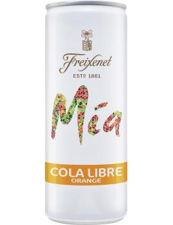 Freixenet Mia Cola Libre Orange (250 ml) - 4048917770308
