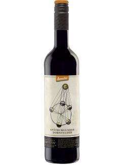 Demeter Spätburgunder Dornfelder Rotwein (750 ml) - 4003301055706
