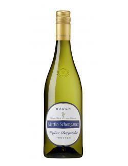 Martin Schongauer Weißer Burgunder Weißwein trocken