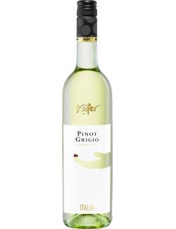 Käfer Pinot Grigio Weißwein trocken