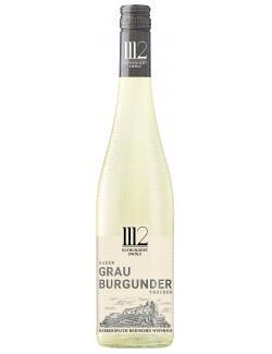 1112 Elfhundertzwölf Baden Grauburgunder Weißwein trocken