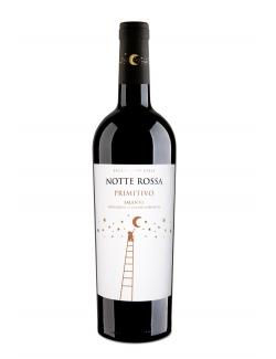 Notte Rossa Primitivo Puglia Rotwein trocken